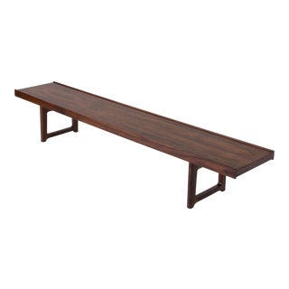 'Krobo' Bench in Rosewood by Torbjørn Afdal