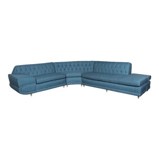 Kroehler Design 3-Piece Sectional
