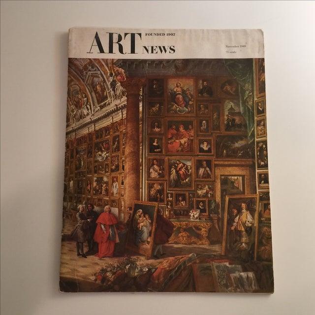 Artnews November 1949 Magazine - Image 2 of 10