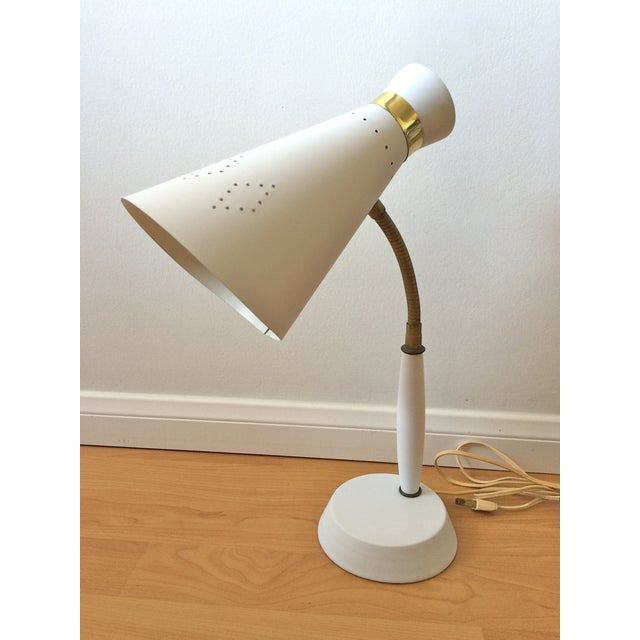 Image of Mid-Century Bullet Lamp