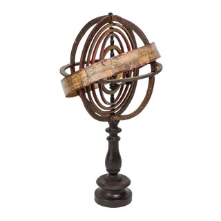 Turn-of-the-Century Armillary Sphere
