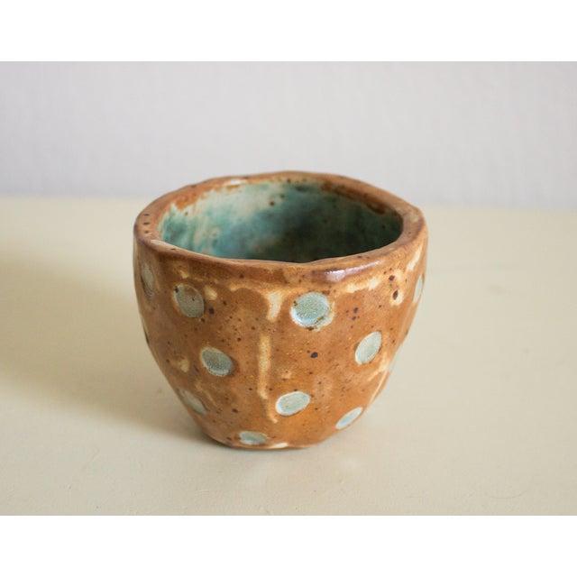 Handmade Mid-Century Pinch Pot - Image 4 of 7
