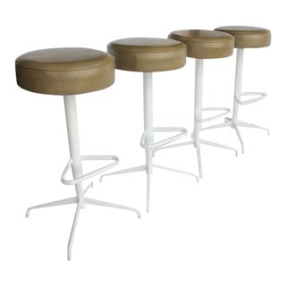 Stylish Mid Century Bar Stools