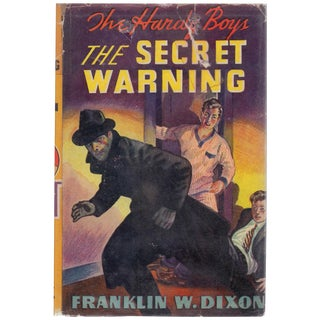 The Secret Warning by Franklin W. Dixon