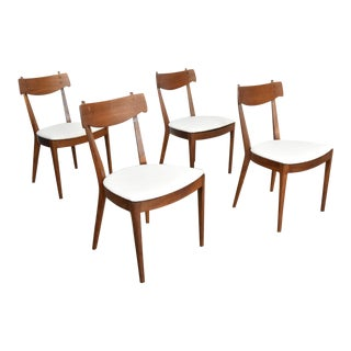 Kipp Stewart for Drexel Declaration Dining Chairs - Set of Four