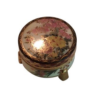 Satsuma Trinket Box