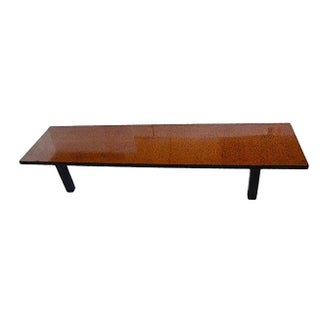 Japanese Wakasa Lacquer Table