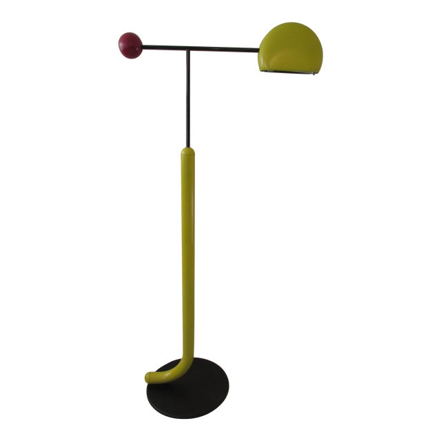 Vintage Floor Lamp by Toshiyuki Kita - Image 1 of 11