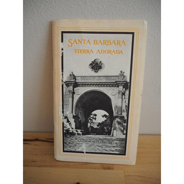Image of Santa Barbara Community History Booklet