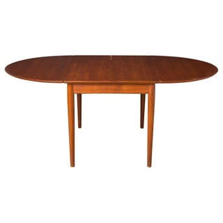 Arne Vodder for Sibast Expandable Dining Table