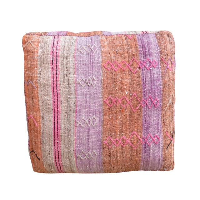 Floor Pillows Moroccan : Vintage Moroccan Floor Pillow Chairish