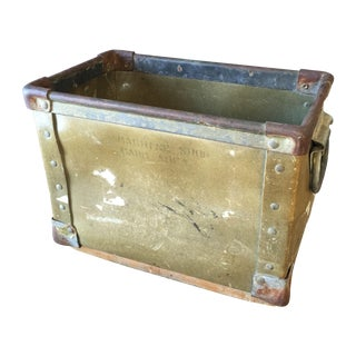 Desktop Industrial Fibre Board Bin