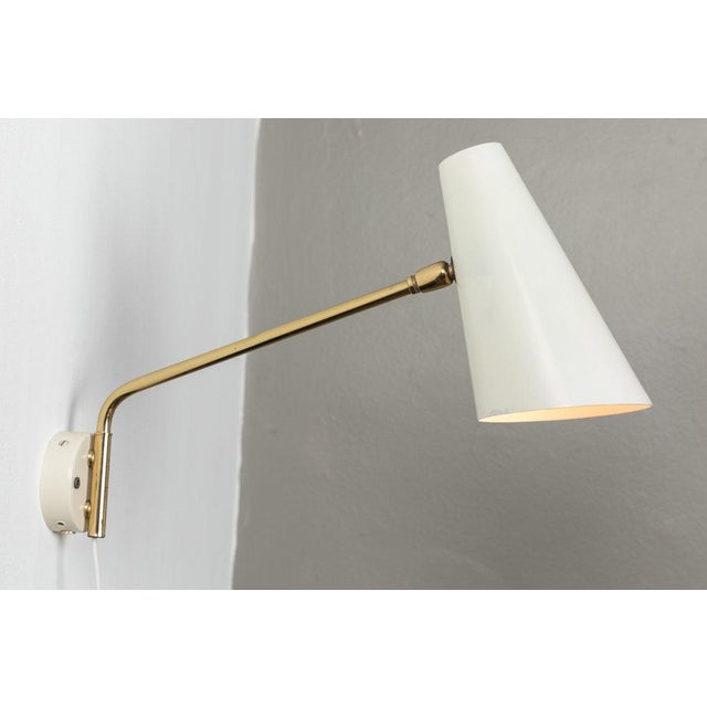 1960s Cosack Leuchten Articulating Wall Light - Image 2 of 9