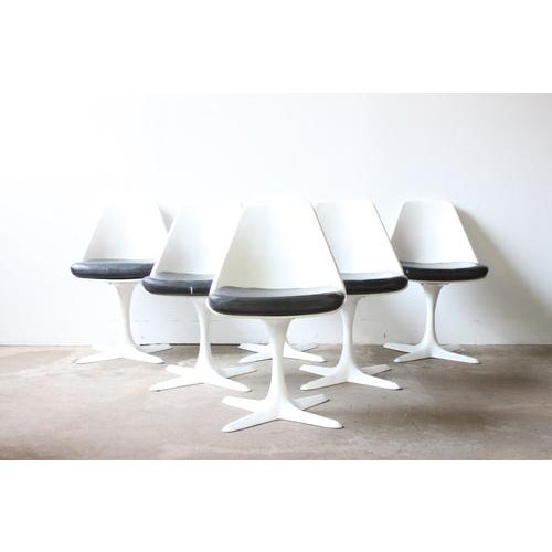 Burke Dining Chairs - Set of 6 - Image 2 of 4