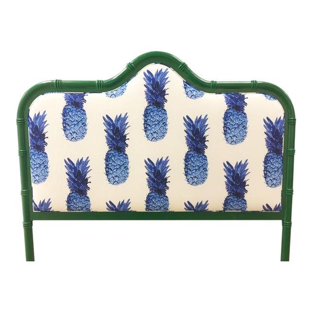 Taylor Burke Home Emerald Queen Bamboo Headboard - Image 1 of 3