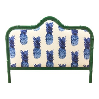 Taylor Burke Home Emerald Queen Bamboo Headboard