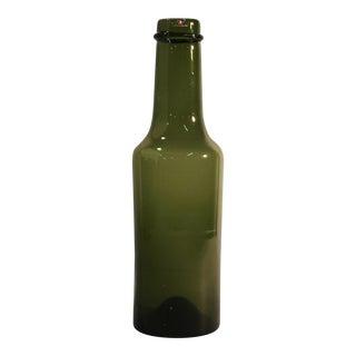 Iittala Tapio Wirkkala Green Vase
