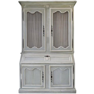 Swedish Secretaire Cabinet