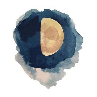 Moon Series- First Quarter