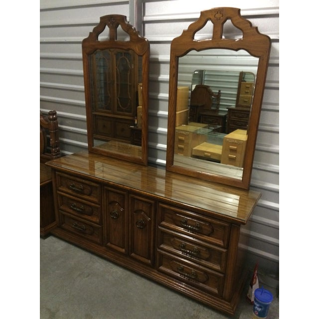 "Image of 1975 ""Huntley"" by Thomasville Long Dresser"