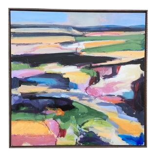 """Heidi Lanino """"Field #2"""" Painting"""