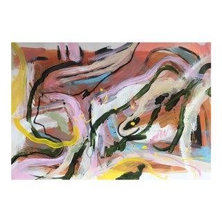 No. 329 Original Painting By Jessalin Beutler