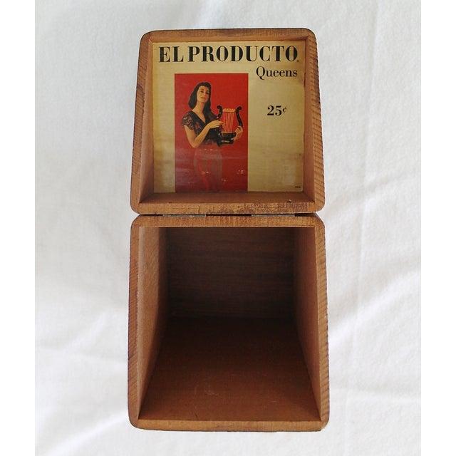 Vintage El Producto Queens Cigar Box - Image 8 of 8