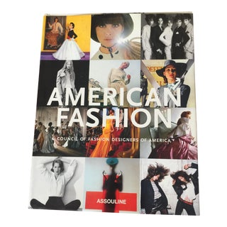 """American Fashion"" Coffee Table Book"