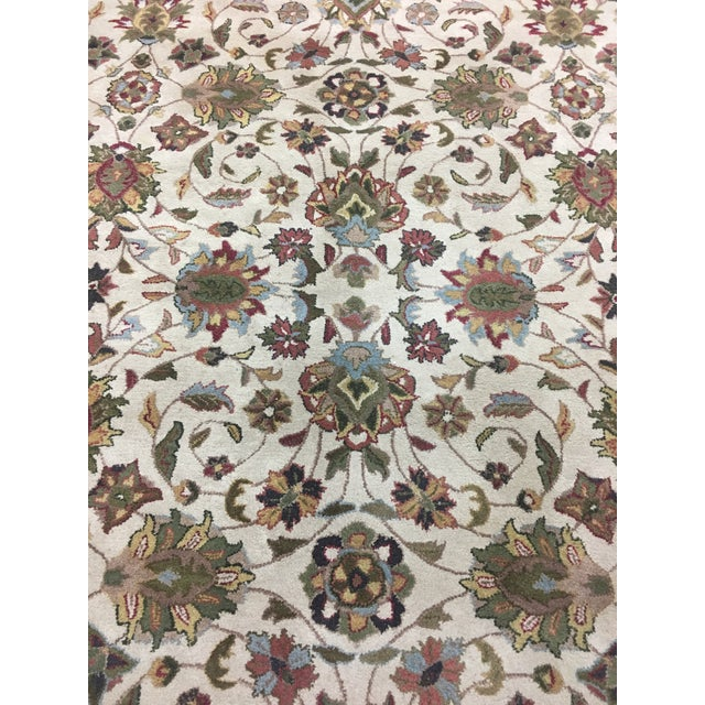 Home Traditions & Textiles Persian Style Wool Rug- 9′4″ × 13′4″ - Image 6 of 7