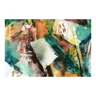 "Roxanna Bergner ""Graffiti 1"" Giclee Print"