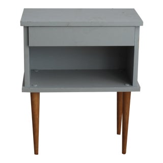 Vintage Modern Bedside Table