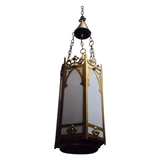 Gothic Cathedral Style Chandelier