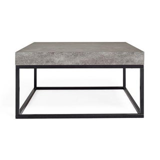 ABC Home Concrete Coffee Table