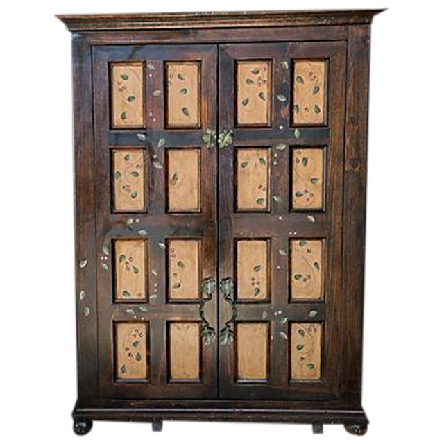 Pine Cabinet by Elden Collection - Image 1 of 8