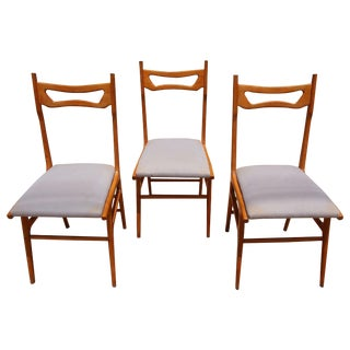 Dining Chairs Circa 1940's - Set of 5