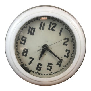 Cleveland Neon Clock Company Electric Clock