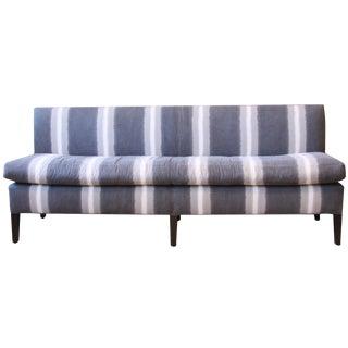 Armless Banquette Sofa