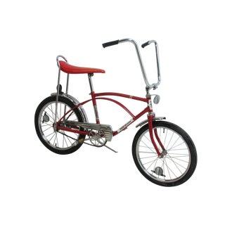 Vintage Rapido Super Deluxe Banana Seat Bicycle