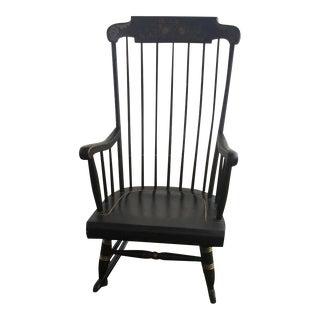 Nichols & Stone Vintage Rocking Chair