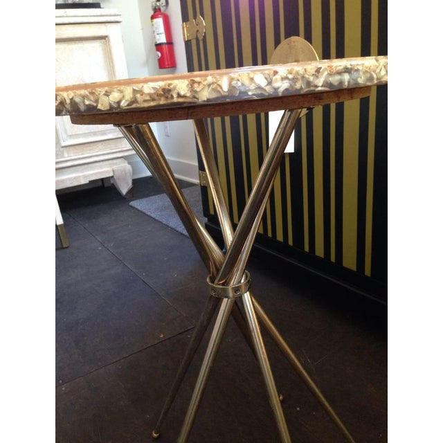Beautiful, Five-Leg Base Gueridon Table - Image 2 of 7