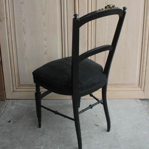 Vintage French Dining Chair - Image 6 of 10