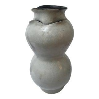 Glazed Studio Pottery Vase