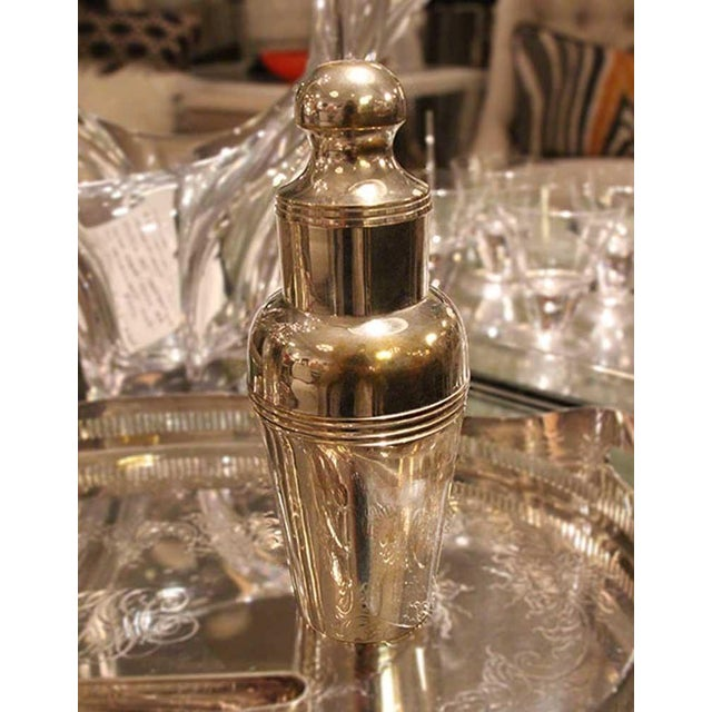 Image of Silver Plate Promotional Shaker
