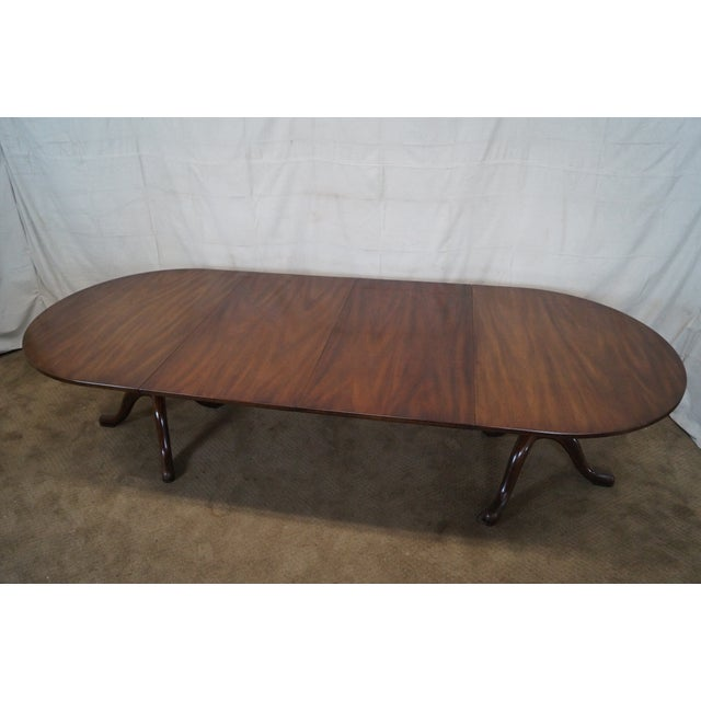 Kittinger Colonial Williamsburg Extension Table - Image 2 of 10