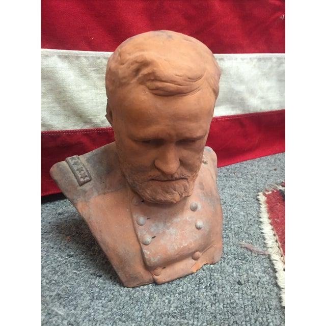 U. S. Grant Memorial Bust - Image 2 of 7