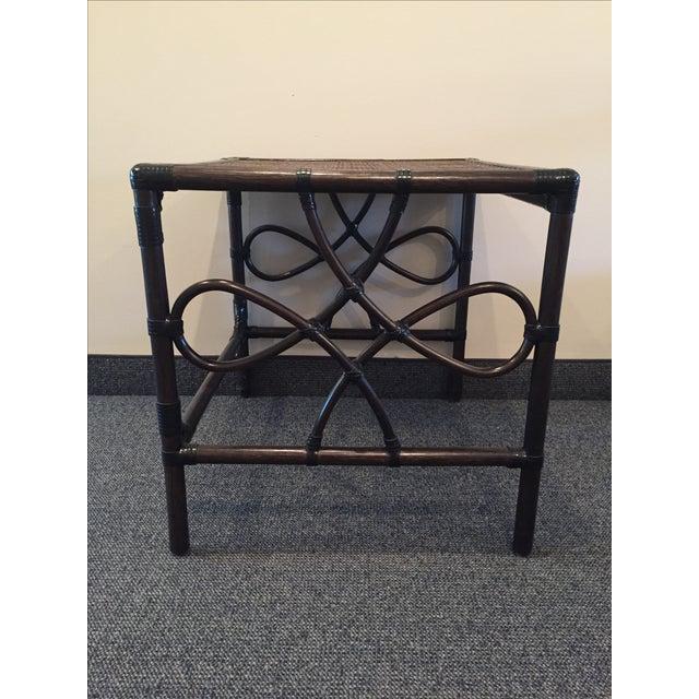 Image of Selamat Rattan Table