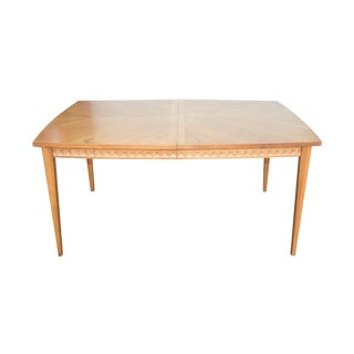 Mid-Century Broyhill Diamondhead Dining Table