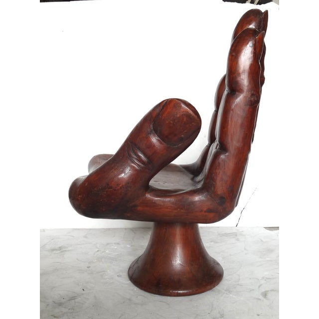 Image of Hand Chair in Style of Pedro Friedeberg