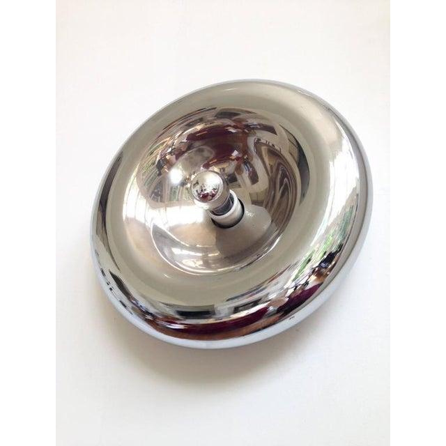 Image of Sciolari Style Polished Chrome Sconce