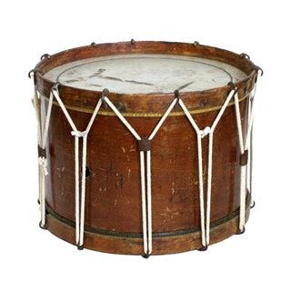 Vintage Rope Tension Drum